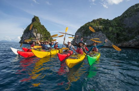 Raja Ampat Liveaboard and Kayaking Experience with Expedition Engineering